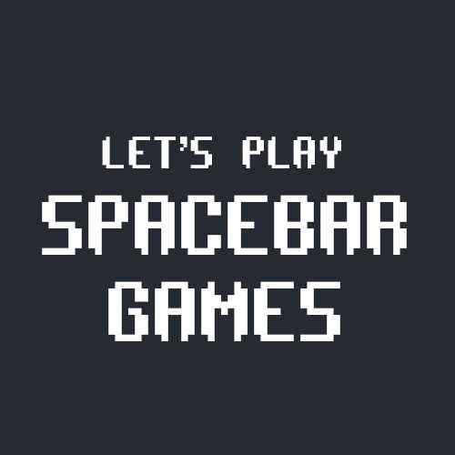 lets play spacebar games